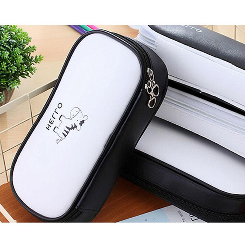 Multifunction School Pencil Case Bags Large Capacity Pen Pou