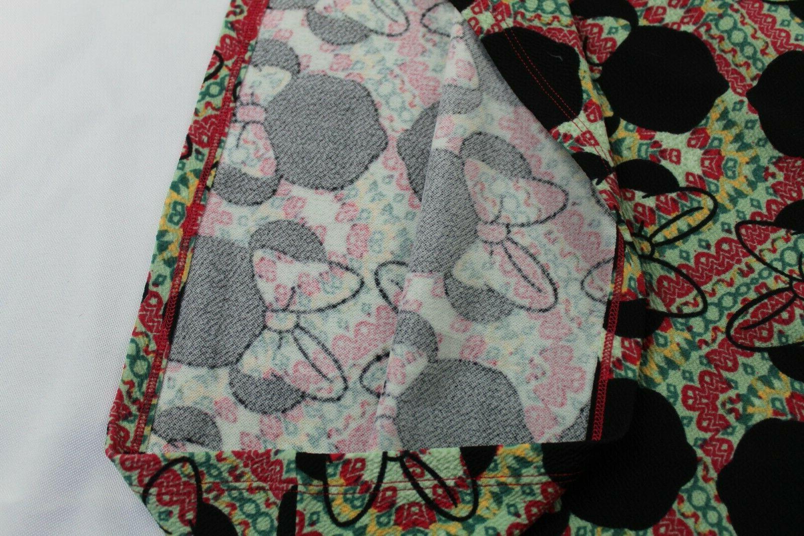 LuLaRoe Disney Retro Skirt L