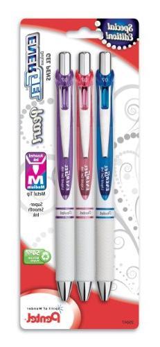 Pentel EnerGel Pearl Deluxe RTX Retractable Liquid Gel Pen,