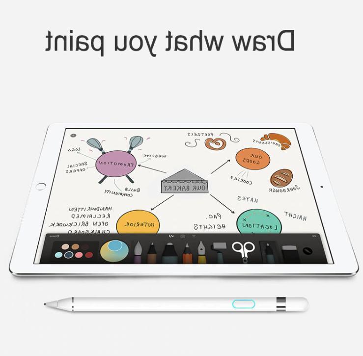 Generic Pencil iPad Touch Stylus Pen