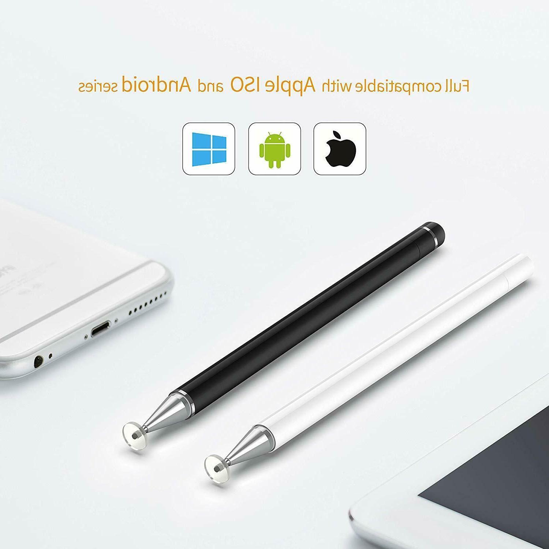 Stylus For Apple iPad Samsung Tablet Surface Pen
