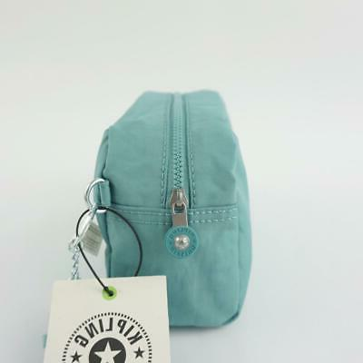 KIPLING Pouch Pencil Aqua Blue