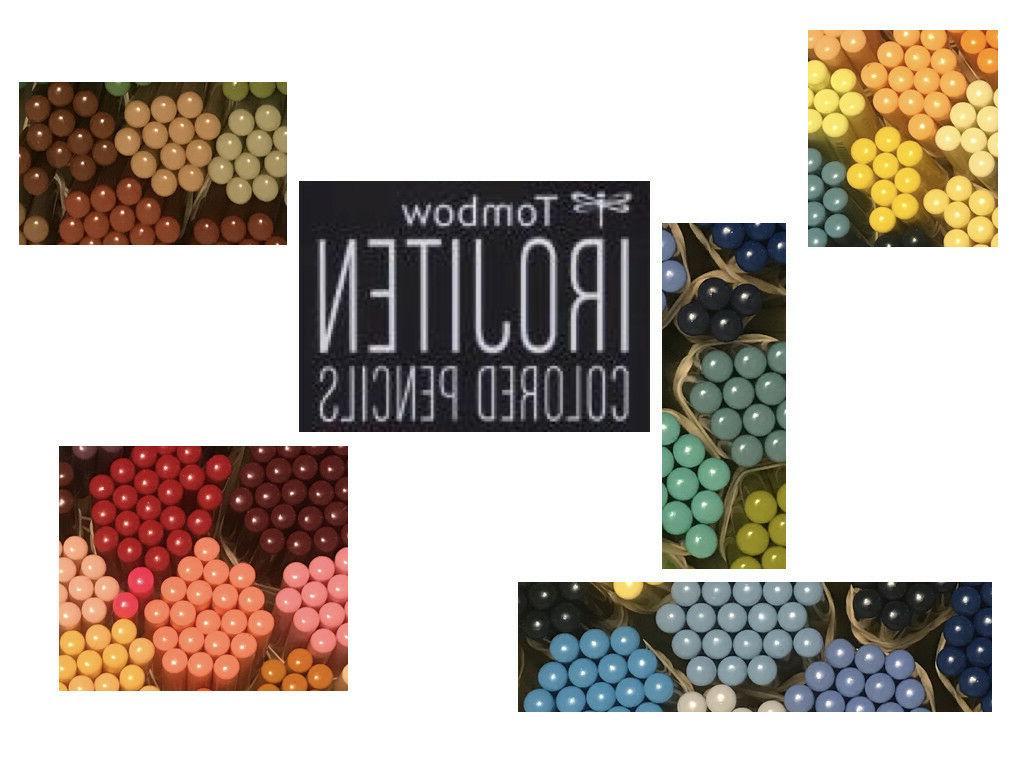 irojiten single colored pencil woodlands set individual