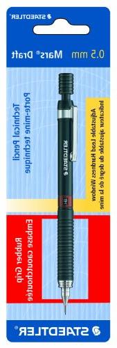 Staedtler Mars Drafting Technical Mechanical Pencil,0.5mm wi