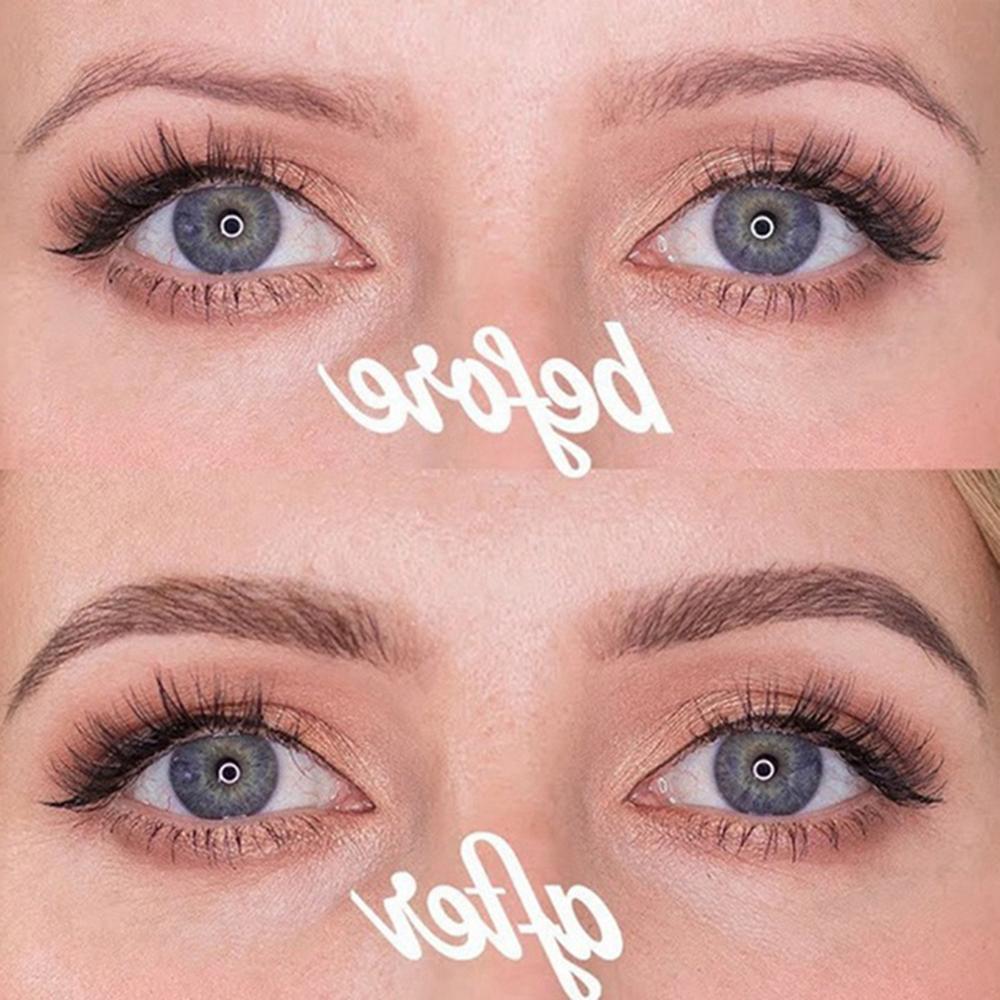 Microblading Eyebrow Pen Waterproof Fork 4 Tips Long Last Eyebrow