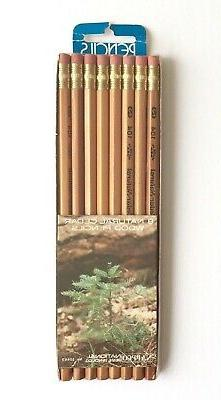 Natural Cedar Wood Pencils 1 Package National Pen & Pencil C