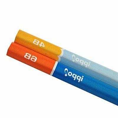KB-KPM02-4B Pencil pencil ippo! Writing 4B KB-KPM02-4B Blue 1 dozen