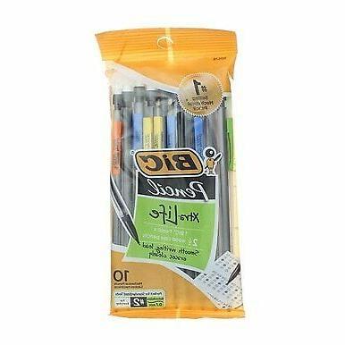 BIC Pencil Xtra Life, Medium Point , 10-Count