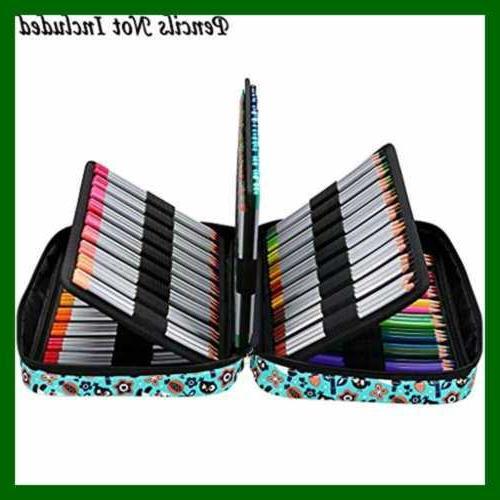 BTSKY Pencil Case Organizer 166 Pencils Pens L