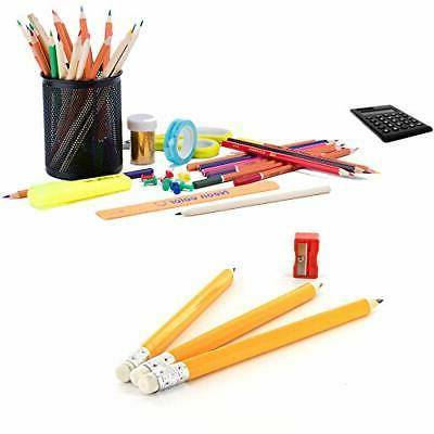 Emraw Pre Triangular Primary Size Jumbo Pencils for
