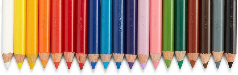 Prismacolor 150 Blending Shading
