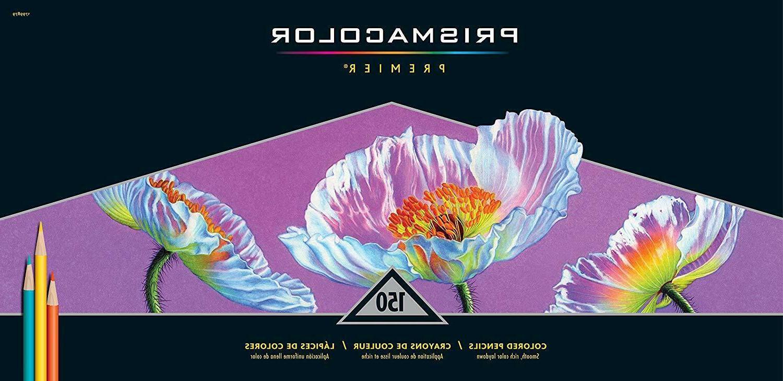 Prismacolor Core Colored Set 150 Assorted Colors...