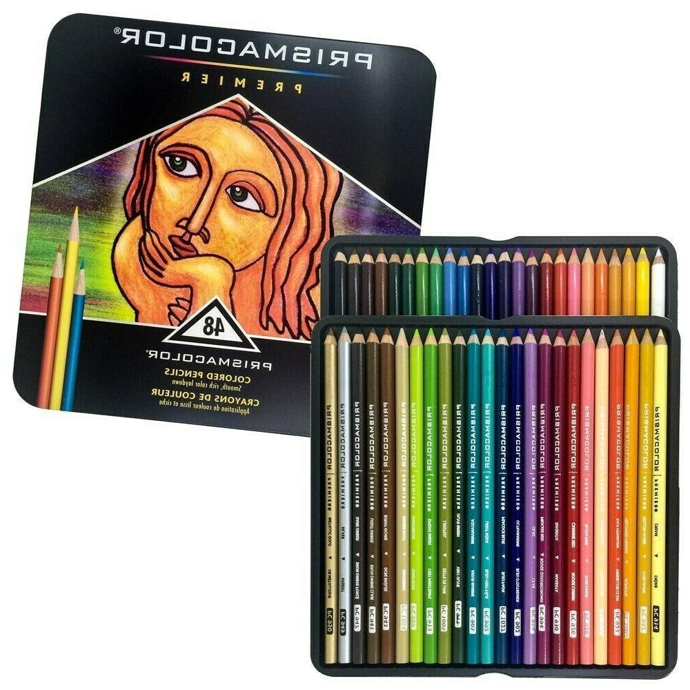 Prismacolor Soft Core Count Color Set