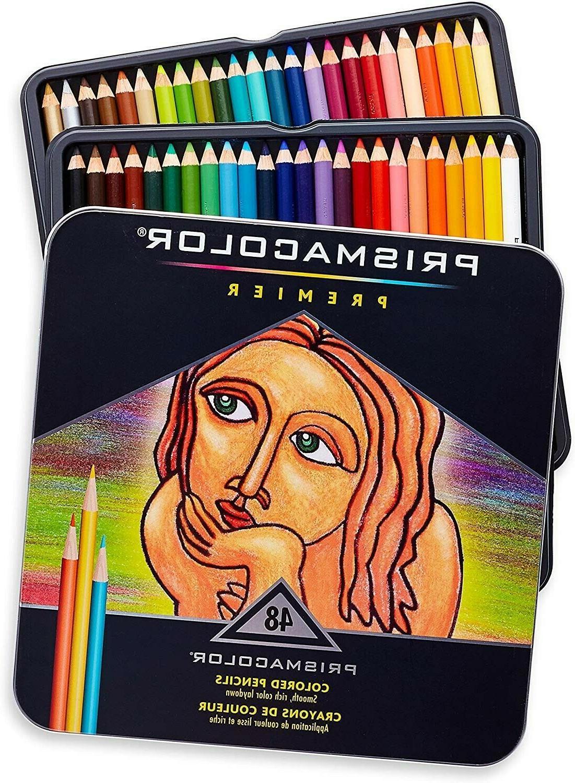 Prismacolor Premier Soft Count Color Set Pack Pencil