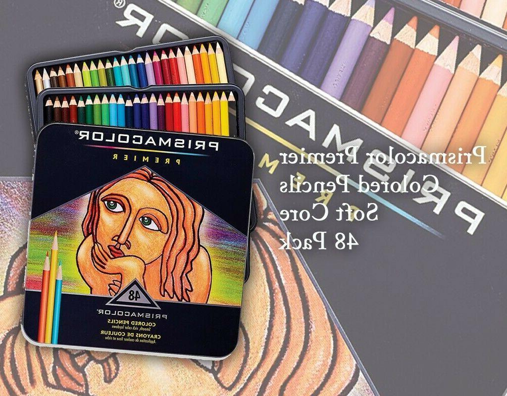 premier colored pencils soft core count color