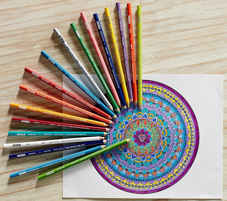 Prismacolor Soft Colored Set of 150 Colors...