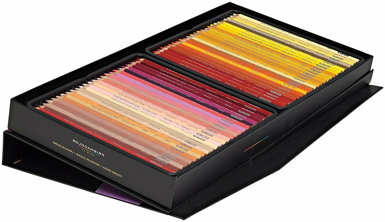 Prismacolor Soft Colored Set 150 Colors...