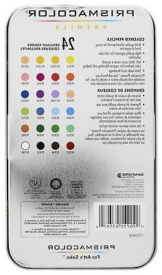 Prismacolor Core Colored Set of 24