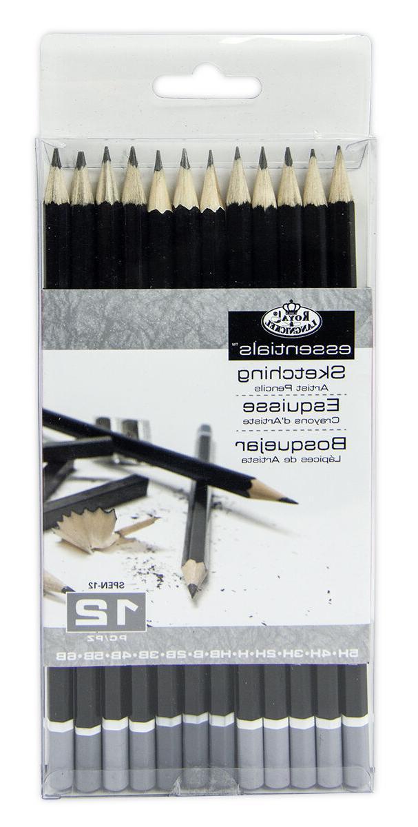 royal langnickel sketching pencils set