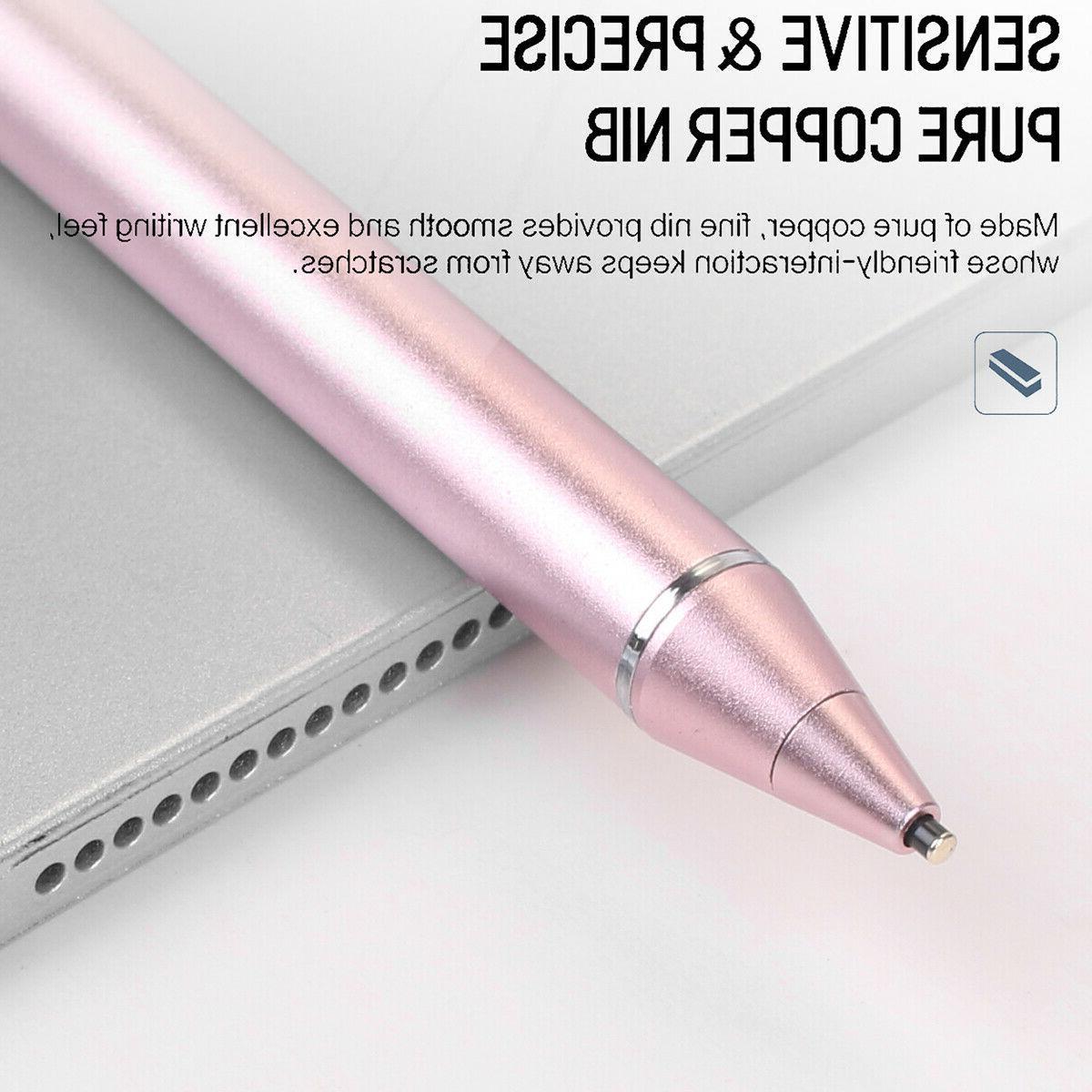 Sensitive Rechargeable Stylus Tablet iPhone PC