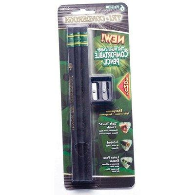 ticonderoga 22506 black pencil