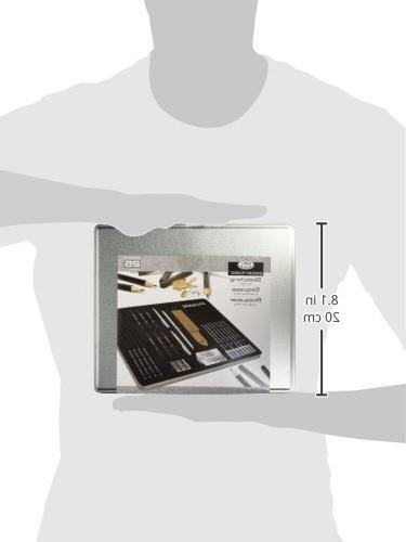 Royal & Langnickel Standard Tin Graphite Set