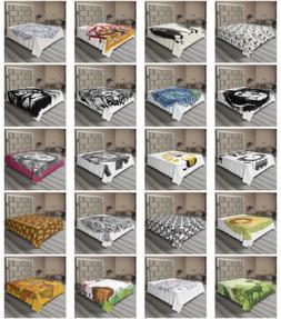 Ambesonne Lion Flat Sheet Top Sheet Decorative Bedding 6 Siz