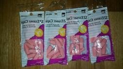 Lot of 4 CLI Pencil Eraser Cap 12 pks.