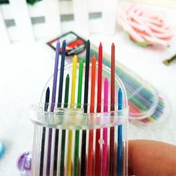 Newly 2.0mm 2B Colored Pencil Lead 2mm Mechanical Clutch Ref