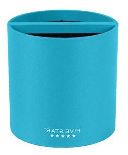 Five Star Magnetic Locker Split Pencil Cup, Teal