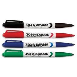 Avery Marks-A-Lot Pen Style Marker - Bullet Marker Point Sty