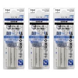 Tombow Mechanical Pencil Eraser Refill ER-MG 3pcs x 3 packs