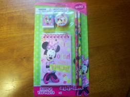 Disney Minnie 5 piece study set