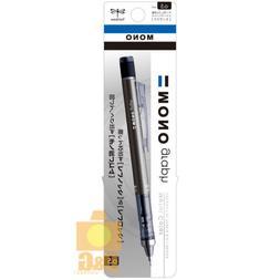 Tombow Mono Graph Shaker Mechanical Pencil - 0.5 mm - Gun Me