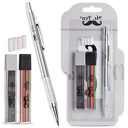 Mr. Pen- Mechanical Pencils 2mm, Metal Mechanical Pencil wit