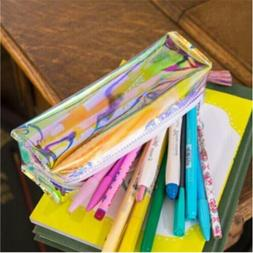Multifunction Stationery Bag Pencil Case Pen High Capacity L
