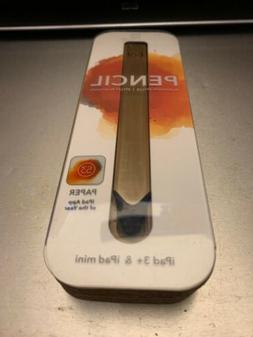 New FiftyThree 53 Paper Stylus Pencil for Apple iPad, Gold,