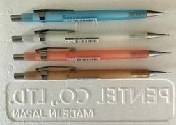 New Clear Colors Pentel Sharp P203 0.3mm Automatic Drafting