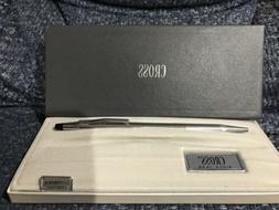 Cross Pen - LUSTROUS CHROME - Ball Pen - 3501 - NIB Missing