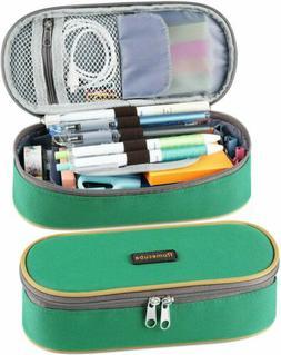 Homecube Pencil Case Big Capacity Pen Box Makeup Pouch Stude