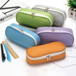 Pencil Case Big Capacity Storage Oxford Cloth Bag Holder Des