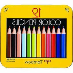 Tombow pencil mini color pencil NQ series 12 colors