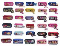 Disney Pencil Pouch Collection - Mickey Frozen Princess Zipp
