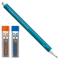 Kokuyo Pencil Sharp 0.7mm Hb · 2b Refill Set Candy Blue