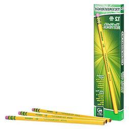 Ticonderoga Pencils, Wood-Cased Graphite #4 2H Extra Hard, Y
