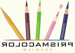 Prismacolor Premier Soft Core Artist Grade Colored Pencil Co