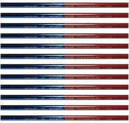 Prismacolor - Verithin Colored Pencils, Crimson Red, Dozen