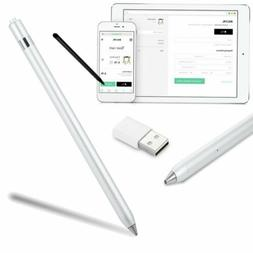 Rechargeable LED Pencil Smart Stylus Active Touch Pen For Ta