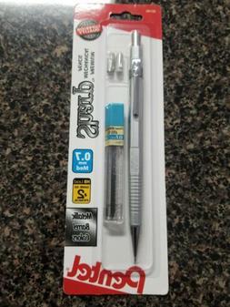 Pentel Sharp Mechanical Pencil, 0.7 mm,+12 refills+ 2 Eraser