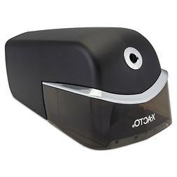 X-ACTO 1750 Quiet Electric Pencil Sharpener, Black/Silver